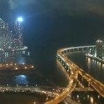 Crazy view from 42 floor