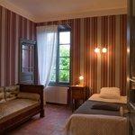 Chambre Suite Griotte