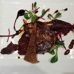 Le foie gras frais poêlé