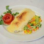 Filete Relleno de Mariscos