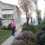 museum Zadkine de tuin met beelden