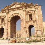 Hadrian's Gate, Jerash