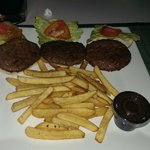 Mini Burgers(lovely)