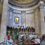 The Pantheon Alter