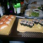 Sake Maki e Nigiri Sake