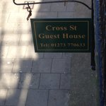 Cross st guest house