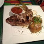 Whole Fish with Cuban Sauce