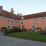 Le bâtiment principal du Manoir