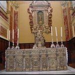 Interior da Catedral.