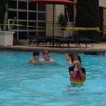 Wild Oak Ranch Pool time