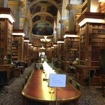 The library in the National Assembly