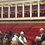 The debate chamber