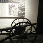 1 of 2 remaining machine guns of the period