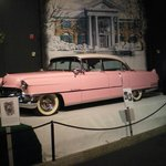 One of Elvis's cars