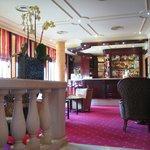 bar near lobby