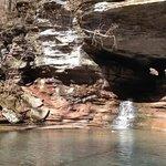 Eden Falls in Lost Valley
