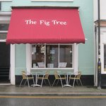 New Restaurant shop front and name