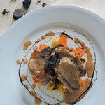 Luc La Marbrerie - Filet mignon au truffes
