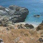 Klisidi near Damnoni beach