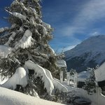 So much snow!!