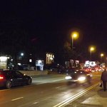 Taken of the Hagley Road in search of eating place