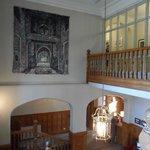 Main stairwell view 2