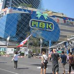 mbk shopping centre close to hotel