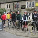 The team at the Red Lion