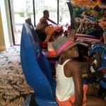gameroom pose