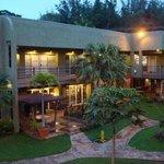 Harbor Mall -- Gingbua Thai Restaurant, 3501 Rice Street, Lihue, Kauai, Hawaii