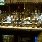 The Whisky selection