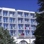 KAMIK I - main facade
