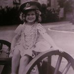 Shirley Temple a special young lady