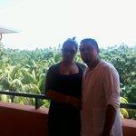 Vista espectacular del Hotel de Montelimar Beach