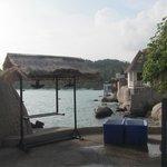 Snorkel rental spot