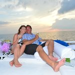 Sunset Cruise - a must do at Taj Exotica
