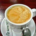 Un café para desayunar