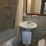 Bathroom in  deluxe double