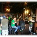 Griffins Interior Bar
