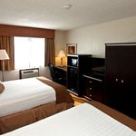 Foto de BEST WESTERN Mt. Pleasant Inn