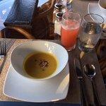 umm Pumpkin soup