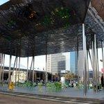 Klyde Warren Park - The Pavilion