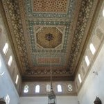 Hand painted ceiling!