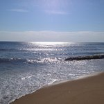 Gorgeous walk along the shore in March at Rehoboth