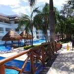 Swim out rooms