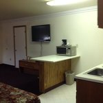 An amazing room with Laundry Facilities on site!