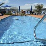 Swim in our beautiful pool