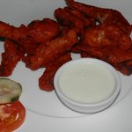Spicy Chicken Wings - Must Try