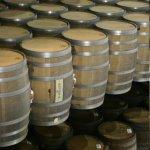 Barrels in La Rojeña