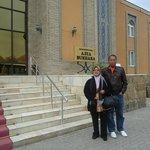 Asia Bukhara Hotel - city tour
